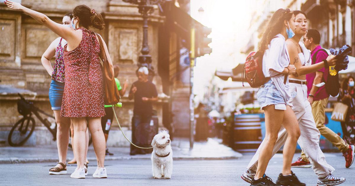 Walking Malta