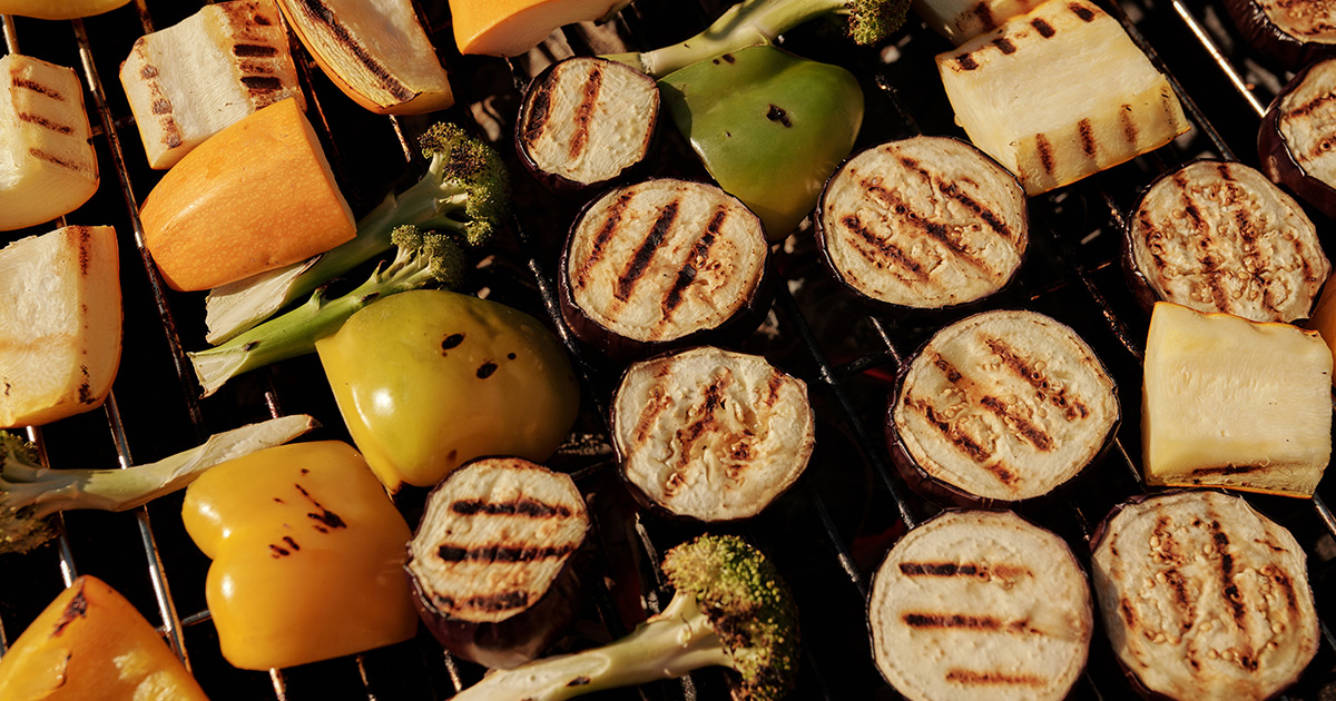 sustainable when having a BBQ